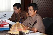 H. Saiful Arief  SH  Sidak Kantor Dan PNS Bolos Pasca Cuti Bersama