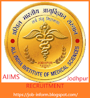 AIIMS, Jodhpur Recruitment 2019: 119 Chief Cashier, Junior Accounts Officer, Store Keeper & others Posts | Apply Online.