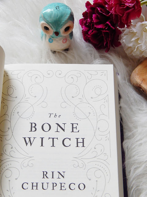 The Bone Witch Book Review | sprinkledpages