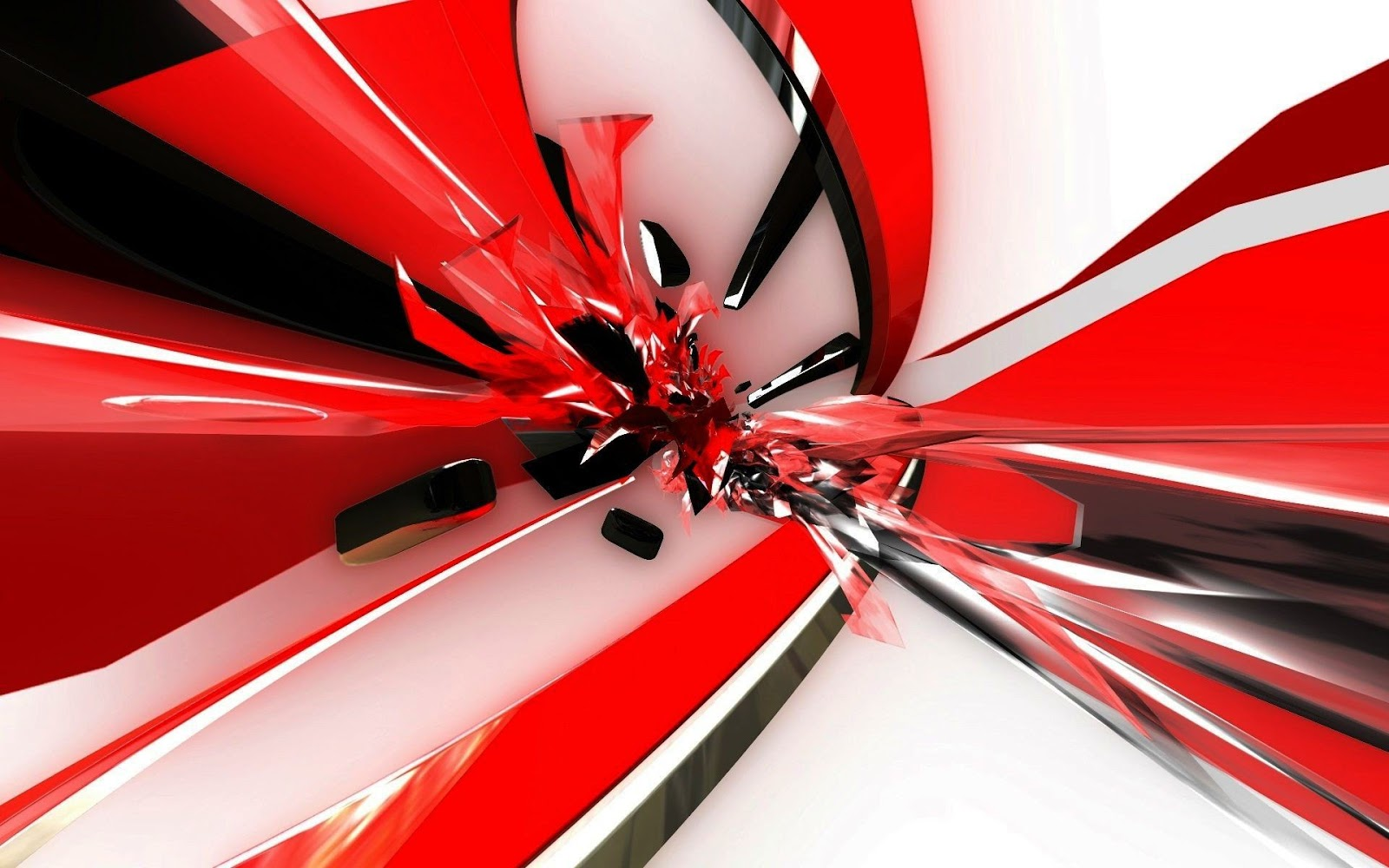 Red Abstract Wallpaper Pack No:1 + Slideshow Video ...