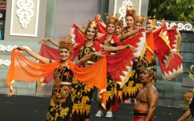 35 Wisatawan Mancanegara Turut Serta Meramaikan Banyuwangi Ethno Carnival (BEC) 2018
