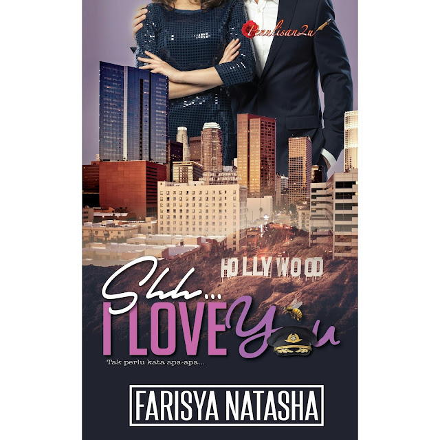 Novel Shh...I Love You Drama Adaptasi Akan Datang