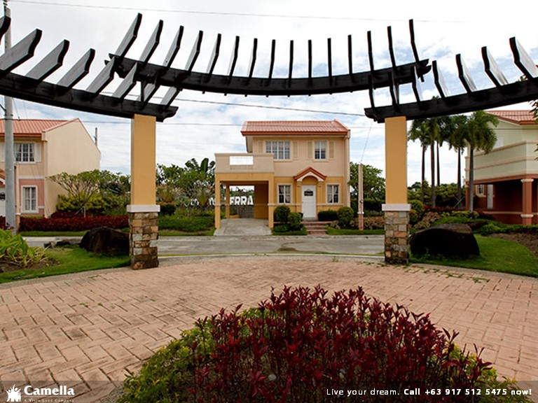 Photos of Dorina Uphill - Camella Cerritos | Luxury House & Lot for Sale Daang Hari Bacoor Cavite
