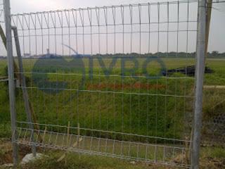 Jual Pagar BRC / Pagar Bandara Wiremesh Murah Harga Pabrik Di Jakarta. Hubungi : 081807075481(WA) - 081210369334