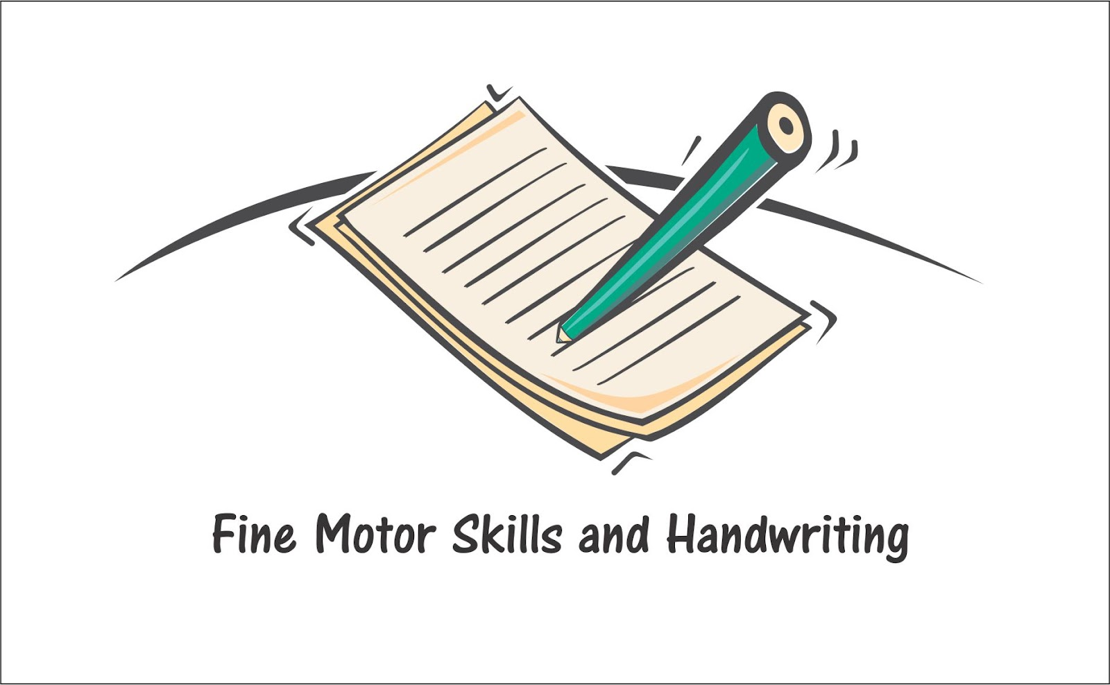 Fine Motor Skill Level And Handwriting Your Therapy Source