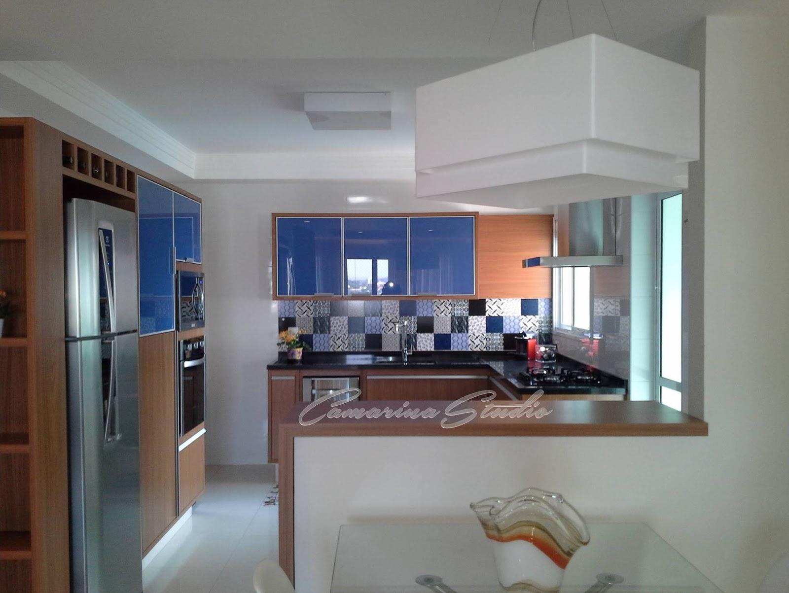 Design de Interiores por Érica Marina Ribeirão Preto: Cozinha  #925139 1600 1203