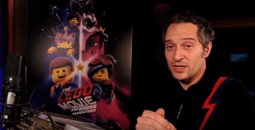The LEGO Movie 2 – Santamaria presenta il suo Personaggio