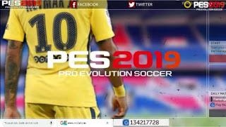Download Game FTS Mod PES 2019 v2.5 Apk+Data Obb Offline by Allan Games