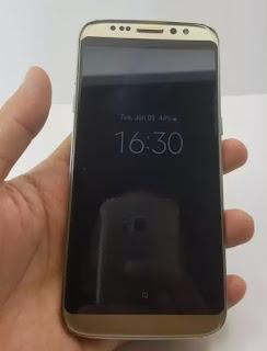 Il clone del Samsung S8 al prezzo di 80€