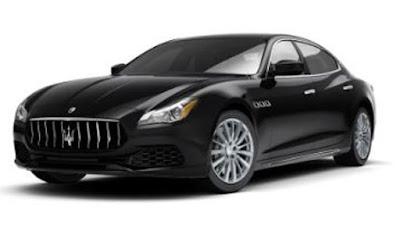 Maserati Quattroporte Spare Tire