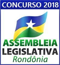Concurso ALE-RO 2018 - Assembleia Legislativa do estado de Rondônia