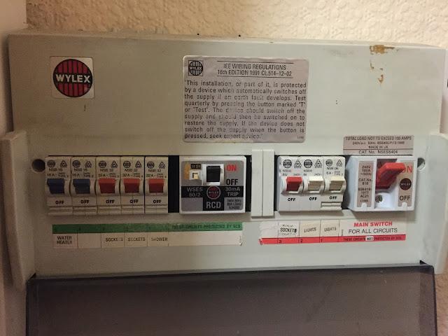 1991 Consumer Unit