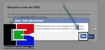 cara bikin akun baru di facebook dengan nomer sim hp