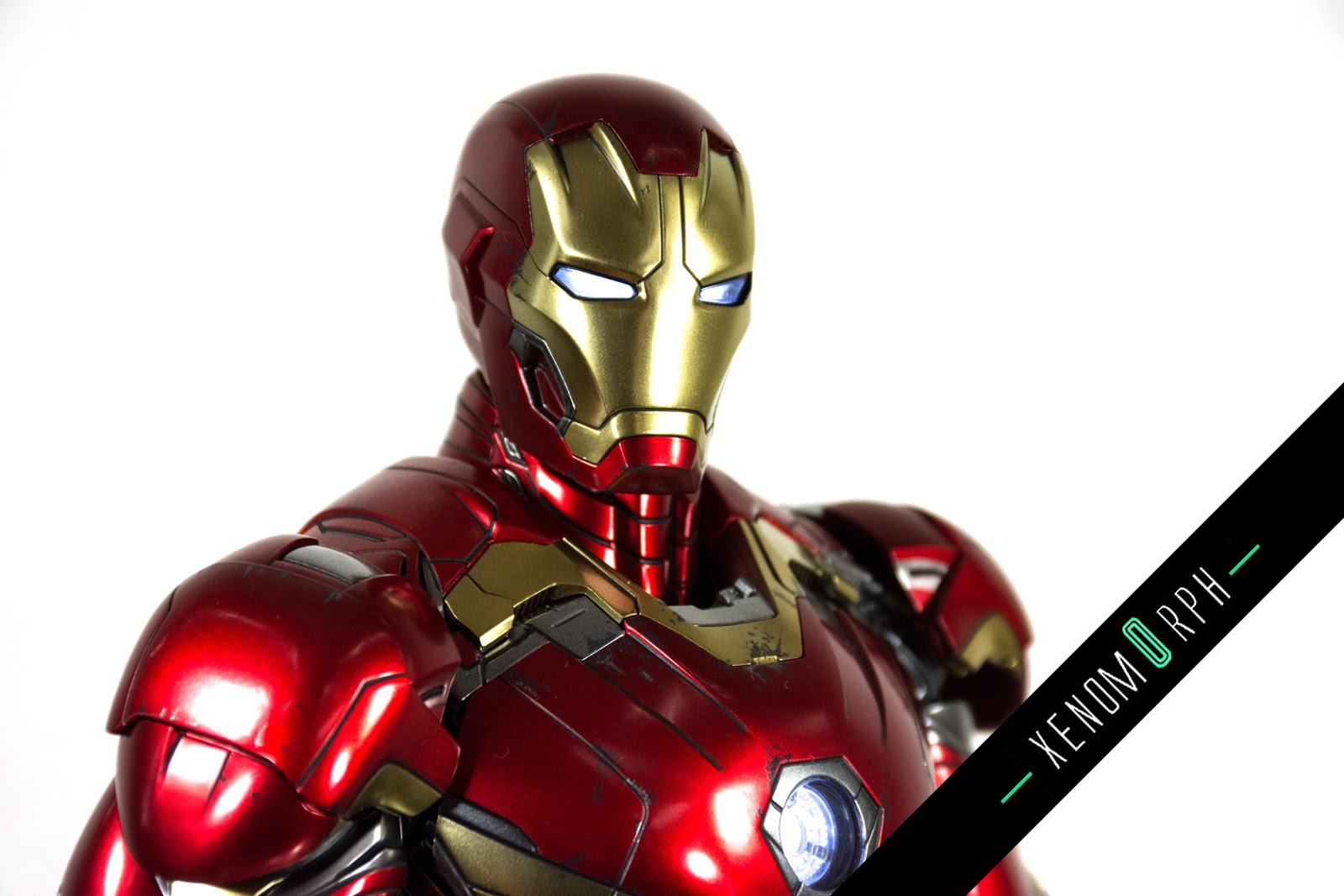 Hot Toys Iron Man Mark 45 XLV - Avengers Age of Ultron - 1 ...