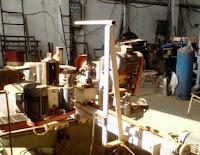 gudang pengolah lantai kayu Batam