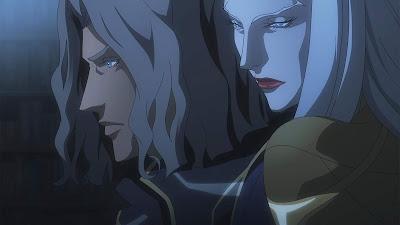 Castlevania Season 2 Image 3