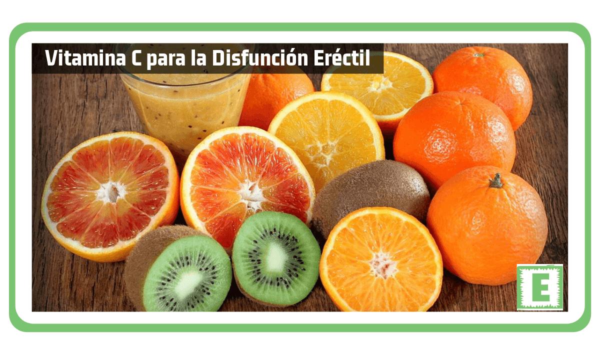 Vitamina C para la Disfunción Eréctil