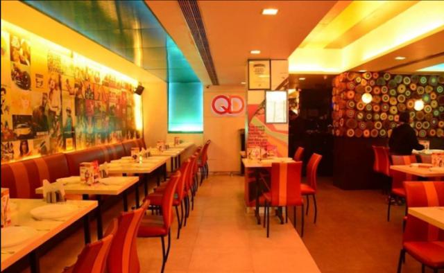 QD's Restaurant, Hudson Lane, Gtb Nagar, Delhi Review