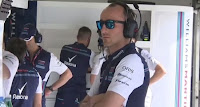 Robert Kubica Bahrajn 2018 Formuła 1 Williams