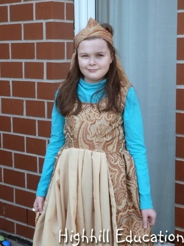 Highhill Homeschool: Medieval Games and Middle Ages Feast
