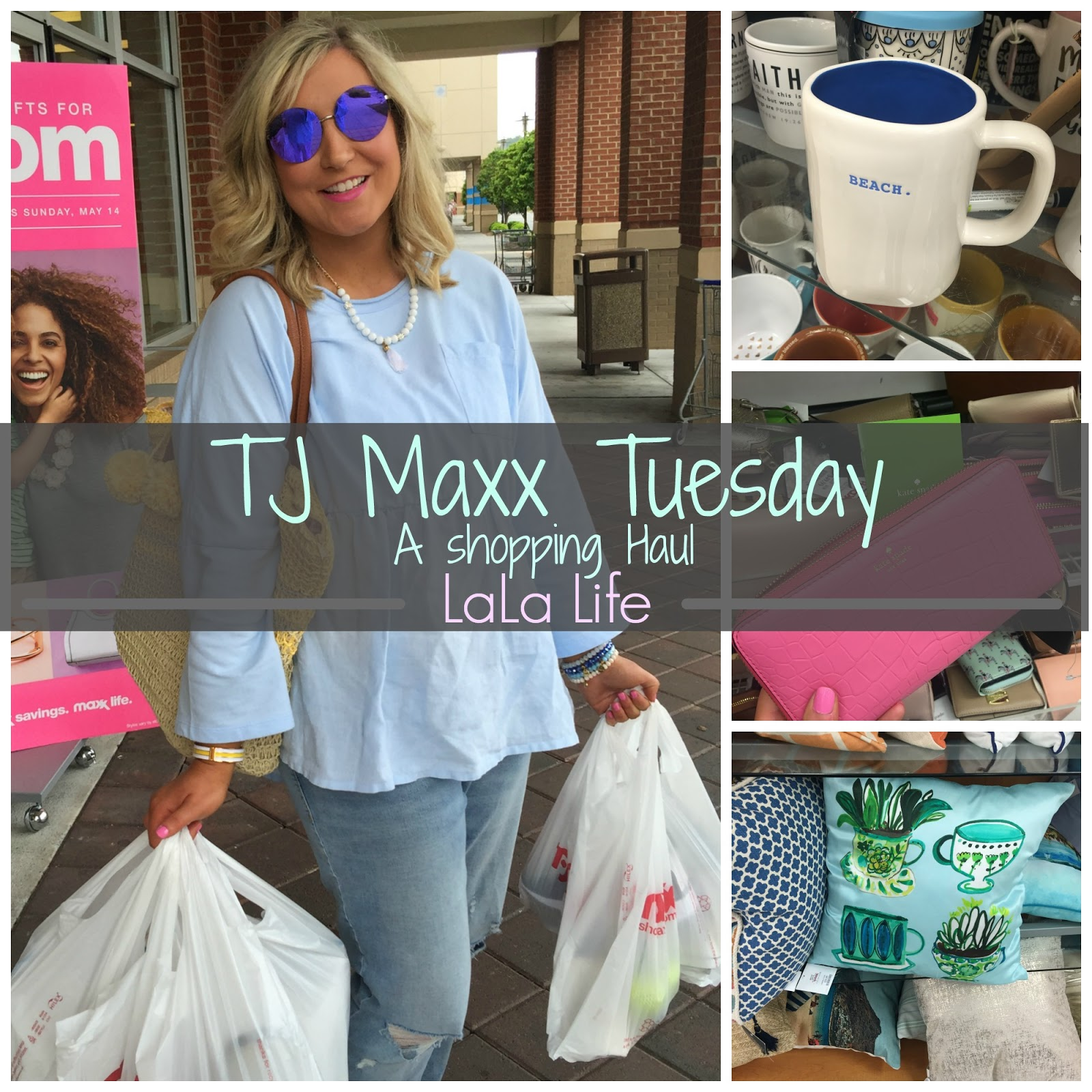 d3b3261e4bf5 Y'all know I love a good TJ Maxx shopping haul and over the weekend, I  found so many fun things and I thought I would share them with you.