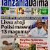 HAYA HAPA MAGAZETI YA LEO ALHAMIS FEBRUARI 1,2018 - NDANI NA NJE YA TANZANIA