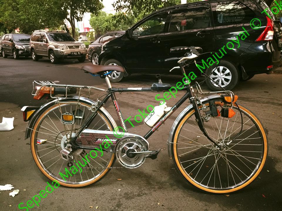 Toko Sepeda Online Majuroyal Sepeda Mtb Touring Vintage