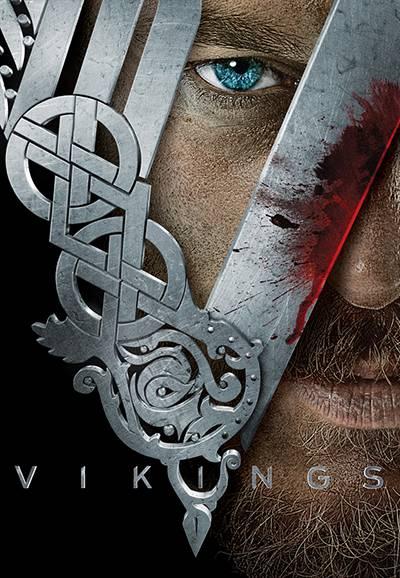 Portada serie Vikings