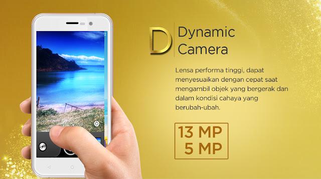 Advan i5A Dinamic Camera