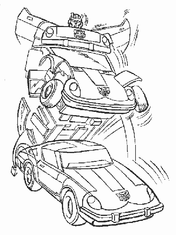 Transmissionpress Transformer Coloring Pages For Kids