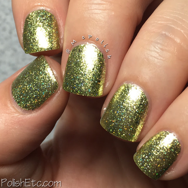 KBShimmer - Birthstone Collection - McPolish - Peridot
