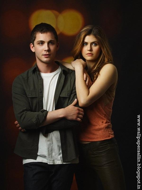 Are logan lerman and alexandra daddario dating