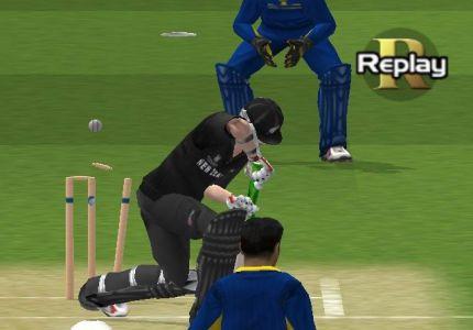 Brian Lara International Cricket 2005 Free Download For PC
