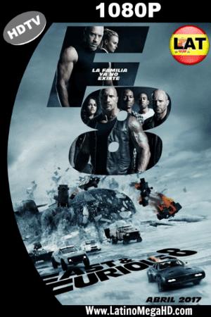Rápidos y Furiosos 8 (2017) Latino HDRIP 1080P ()