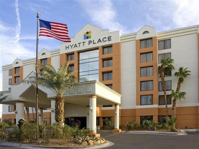 Dicas de Las Vegas: Hyatt Hotel