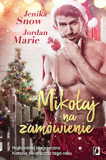 Mikołaj na zamówienie - Marie Jordan, Snow Jenika
