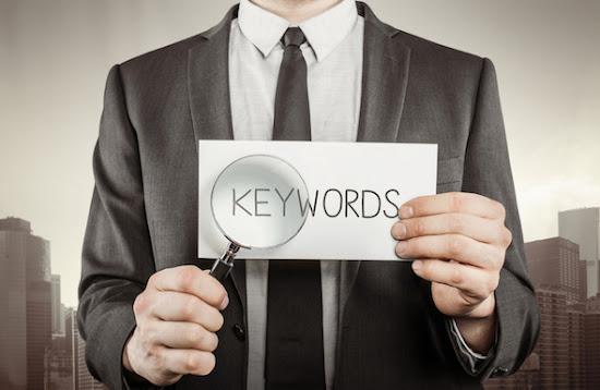 cara meletakkan kata kunci di dalam halaman website