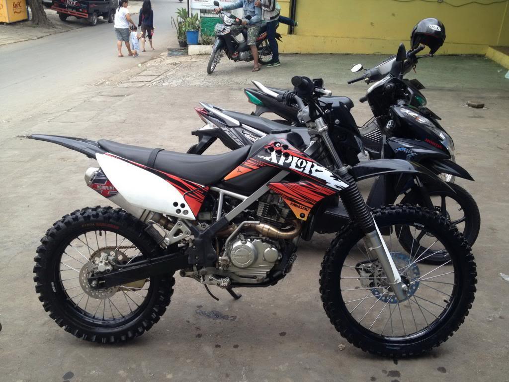 63 Harga Modifikasi Motor Bebek Menjadi Trail Terunik Daun Motor