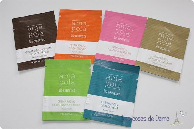 Amapola Bio-Cosmetics cosmética natural cuidado facial