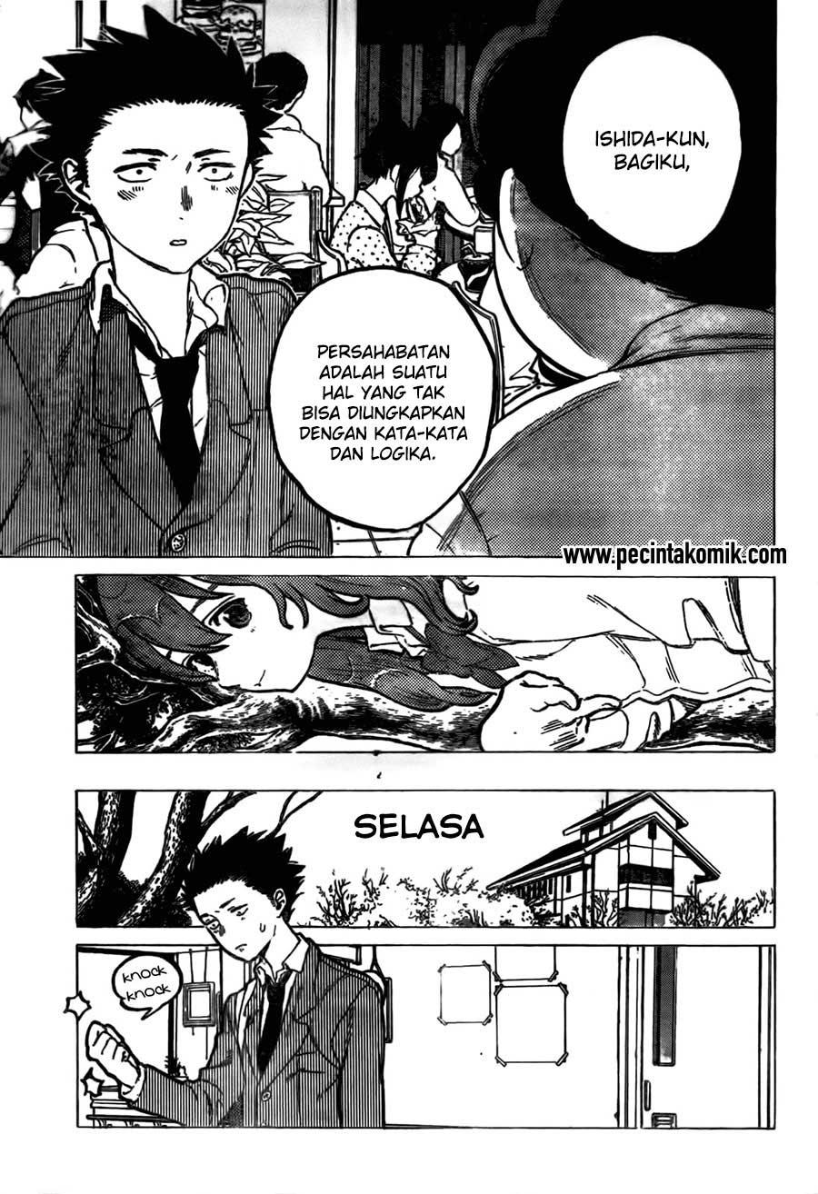 Koe no Katachi Chapter 09-6