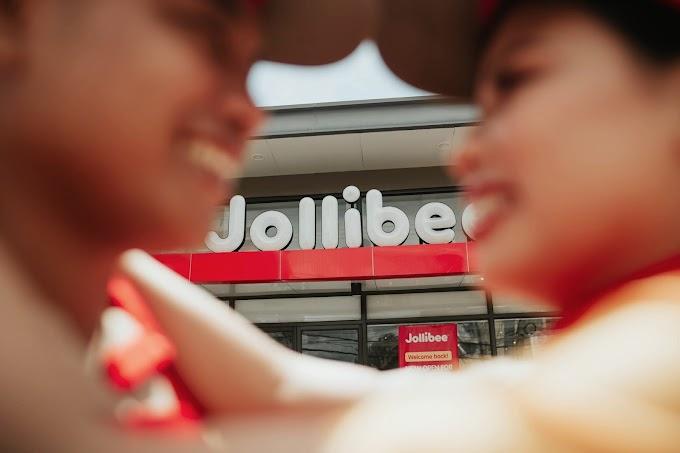 Viral prenup shoot at 'love-story' ng magkasintahan na ito na nagsimula sa Jollibee! - Teachers ng Pinas