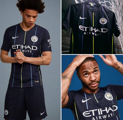 replicas camisetas futbol 2019  nueva temporada camiseta Manchester ... aec8b3dd0b033
