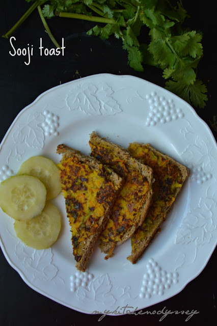 rava toast recipe3