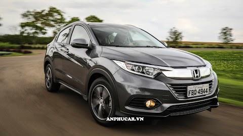 So sánh Honda HRV 2019 và Ford Ecosport 2019 trong phân khúc