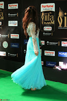 Telugu Actress Angela Krislinzki in transparent top at IIFA Awards 2017 Exclusive 06.JPG