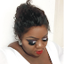 Checkout Eniola Badmos Looking All Fabulous In New Make-Up Photos