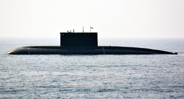 Rusia y la India crearian una planta propulsora anaerobia para submarinos