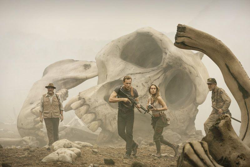 [Critique] Kong : Skull Island