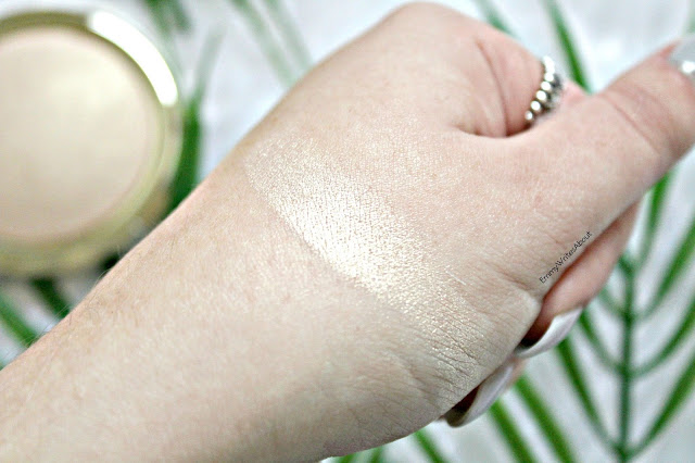 Topshop afterglow highlighter swatch