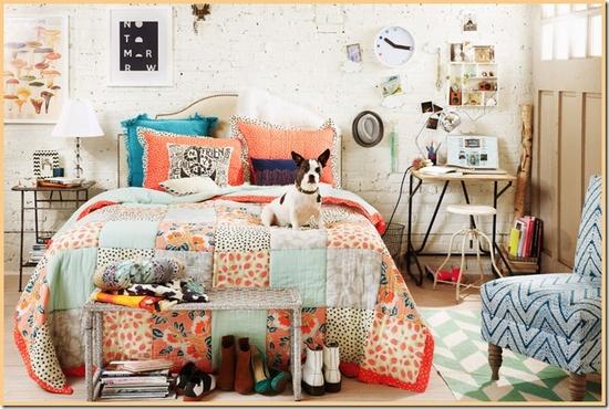 0e79f85ab9 Inspiração décor – quartos no estilo Boho!!
